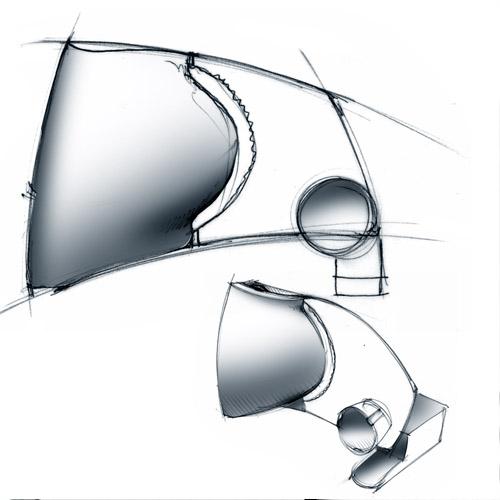 Produktdesign_Allesschneider_Metall_Skizze_buero-koitzsch